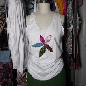 Handmade t-shirt, t shirt by Zena Cara